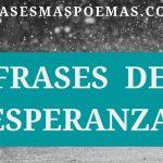 Frases de Esperanza
