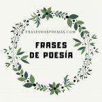 Frases de Poesía