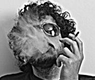 """""""Fumando"""" de Rafael Galindo"""