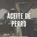 ACEITE DE PERRO
