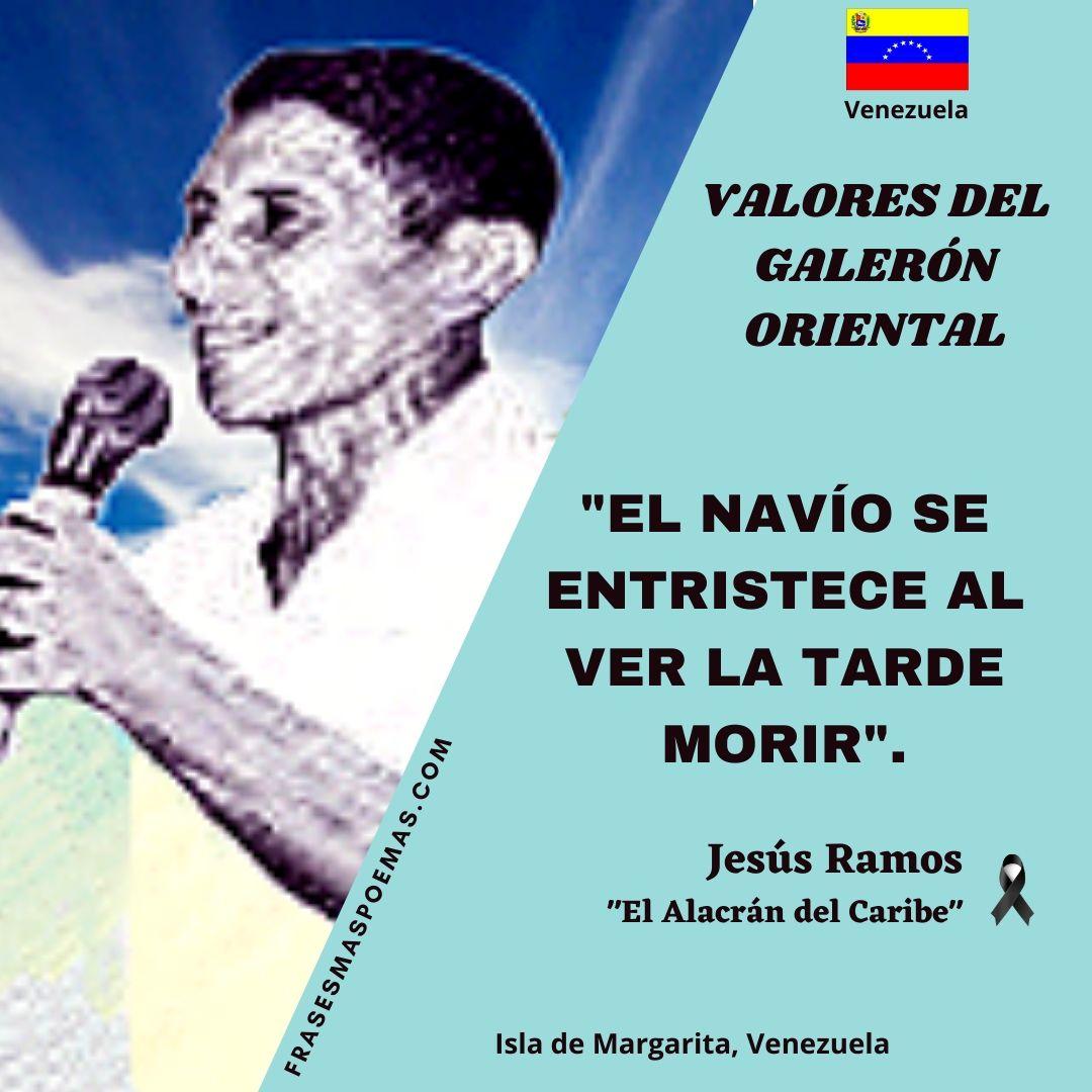 JESÚS RAMOS EL ALACRÁN DEL CARIBE