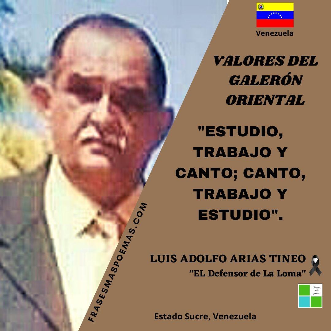 LUIS ADOLFO ARIAS EL DEFENSOR DE LA LOMA