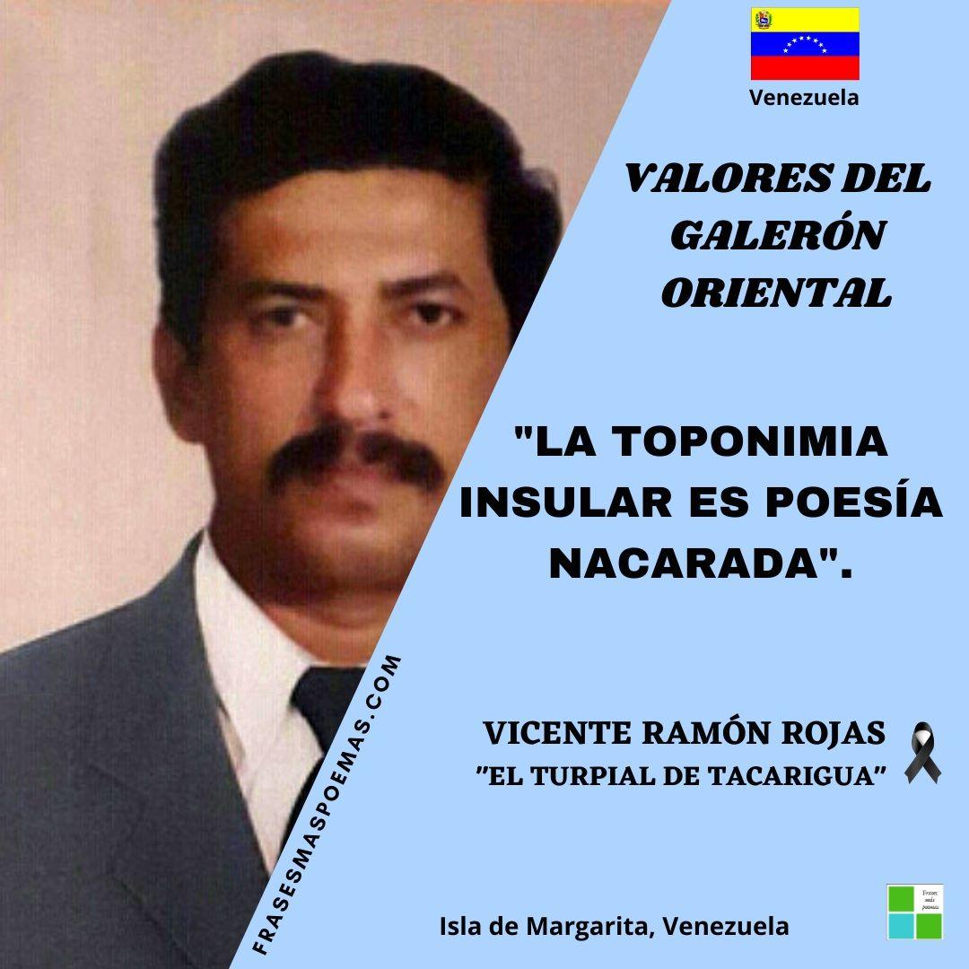 VICENTE ROJAS EL TURPIAL DE TACARIGUA