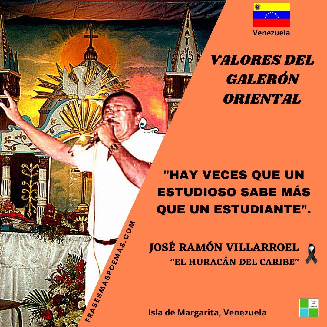 JOSÉ RAMÓN VILLARROEL EL HURACÁN DEL CARIBE