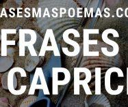 Frases de Capricho