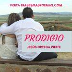 """""""Prodigio"""" de Jesús Ortega Weffe"""