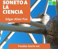 """""""Soneto a la ciencia"""" de Edgar Allan Poe"""