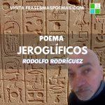 """Jeroglíficos"" de Rodolfo Rodríguez"