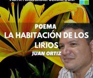 """""""La habitación de los lirios"""" de Juan Ortiz"""
