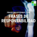 Frases de Responsabilidad