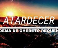 """""""Atardecer"""" de Chebeto Requena"""