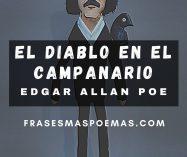 """""""El diablo en el campanario"""" de Edgar Allan Poe"""