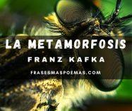 """La metamorfosis"" de Franz Kafka"