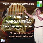 """""""La arepa margariteña"""" de José Ramón Villarroel"""