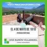 """""""El 4 de mayo de 1810"""" de José Ramón Villarroel"""
