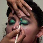 """Maquillaje"" de Verni Salazar"