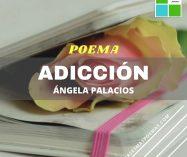 """""""Adicción"""" de Ángela Desirée Palacios"""