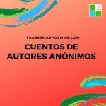 Cuentos de autores anónimos