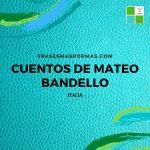 Cuentos de Mateo Bandello