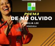 """De no olvido"" de Emilia Lee (Poema)"