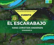 """""""El escarabajo"""" de Hans Christian Andersen"""