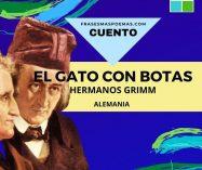 """""""El gato con botas"""" de los Hermanos Grimm (Cuento)"""