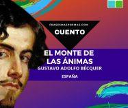 """""""El monte de las ánimas"""" de Gustavo Adolfo Bécquer (Cuento)"""