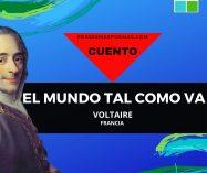 """""""El mundo tal como va"""" de Voltaire"""