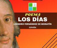 """""""Los días"""" de Leandro Fernández de Moratín"""