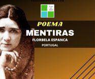 """""""Mentiras"""" de Florbela Espanca"""