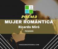 """""""Mujer romántica"""" de Ricardo Miró"""