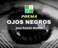 """""""Ojos negros"""" de Juan Ramón Molina"""