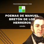 Poemas de Manuel Bretón de los Herreros