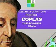 """""""Coplas"""" de Tirso de Molina (Poema)"""