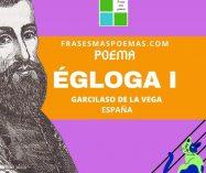 """Égloga I"" de Garcilaso de la Vega (Poema)"