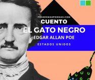"""""""El gato negro"""" de Edgar Allan Poe (Cuento)"""