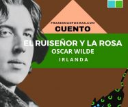 """""""El ruiseñor y la rosa"""" de Oscar Wilde (Cuento)"""