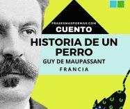 """Historia de un perro"" de Guy de Maupassant (Cuento)"