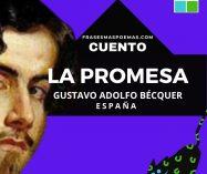 """""""La promesa"""" de Gustavo Adolfo Bécquer (Cuento)"""