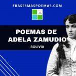 Poemas de Adela Zamudio (Bolivia)
