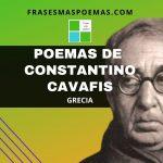 Poemas de Constantino Cavafis (Grecia)