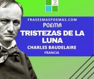 """Tristezas de la luna"" de Charles Baudelaire (Poema)"