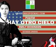 """""""Hay otro cielo"""" de Emily Dickinson (Poema)"""