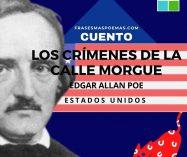 """""""Los crímenes de la calle Morgue"""" de Edgar Allan Poe (Cuento)"""