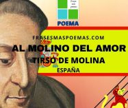 """""""Al molino del amor"""" de Tirso de Molina (Poema)"""
