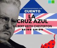 """""""La cruz azul"""" de Gilbert Keith Chesterton (Cuento)"""