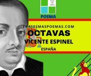 """""""Octavas"""" de Vicente Espinel (Poema)"""