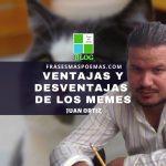 Ventajas y desventajas de los memes