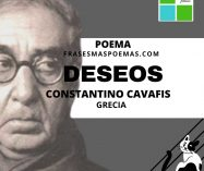 """""""Deseos"""" de Constantino Cavafis (Poema)"""